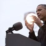 A nap képe: Barack Obama varázsgömbje