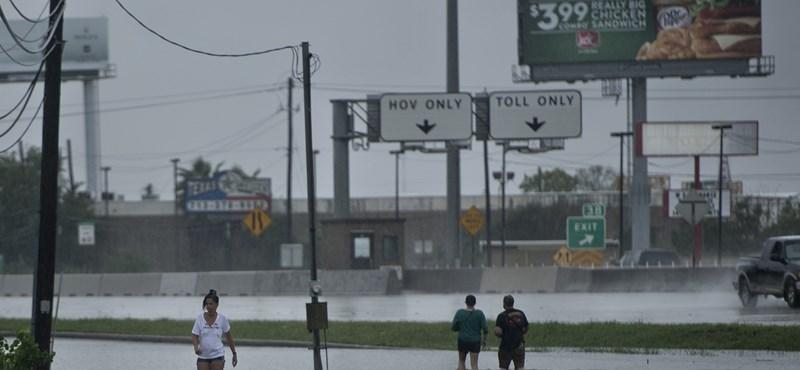 Magyarok is otthon nélkül maradtak Harvey miatt Texasban