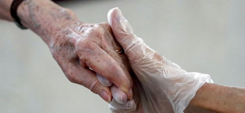 Negyvennégy fertőzött közül hárman meghaltak egy kiskunfélegyházi otthonban