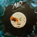 Az AIR új lemeze a sci-fi klasszikus Georges Méliés filmjéhez készül
