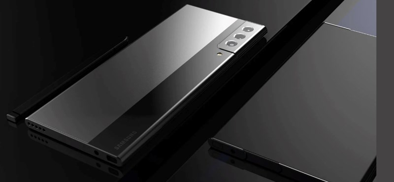 Videó: ilyen lehet majd a Samsung nyújtható telefonja