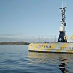 Műhold által irányított hajó fejezett be fontos küldetést az Atlanti-óceánon