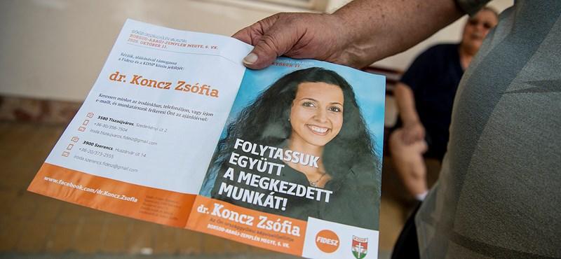 A Fidesz-győztes Koncz Zsófia csak Facebook-reklámra több mint 5 milliót költött