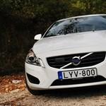 Volvo V60 teszt: az ügyesek 1628 kilométert mehetnek egy tankolással