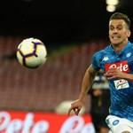 Győztes meccsről hazafelé rabolták ki a Napoli csatárát