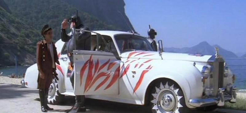 Scorsese világhírű autómárkáról forgat filmet