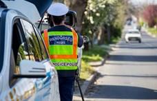 Gyorshajtás: átmenetileg meghátrált a rendőrség