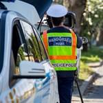 Szerdán minden traffipaxot bevet a magyar rendőrség