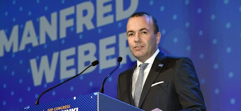 Weber üzent Orbánnak: Csalódott a CEU távozása miatt