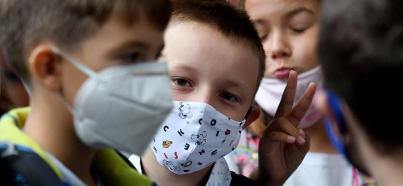 Lehiggadt a járványhelyzet miatt segélykérő felhívást közzétévő iskolavezetés