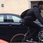 Biztonságosabban vezetnek azok az autósok, akik kerékpározni is szoktak