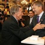 Elhunyt Zwack Péter, az Unicum tiszteletbeli elnöke