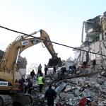 Albániai földrengés: magyar mérnökök és statikusok is segítenek