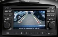 Kötelező lesz az új autókban a tolatókamera és az okos sebességszabályozó