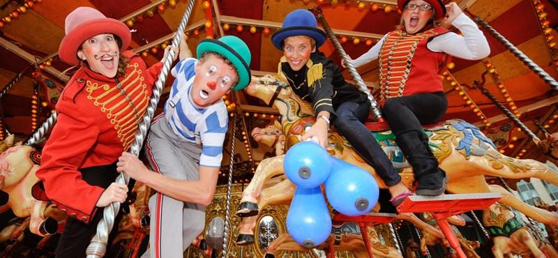 Lássuk a győztest! Nemzetközi Cirkuszfesztivál Budapesten