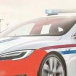 Egyre gyakoribbak az elektromos rendőrautók, jönnek a szirénás Teslák