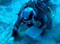 Páratlan kincseket találtak az 1802-ben elsüllyedt hajó roncsában
