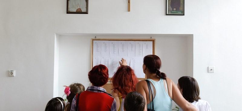 Már 220 ezer diák tanul egyházi iskolában