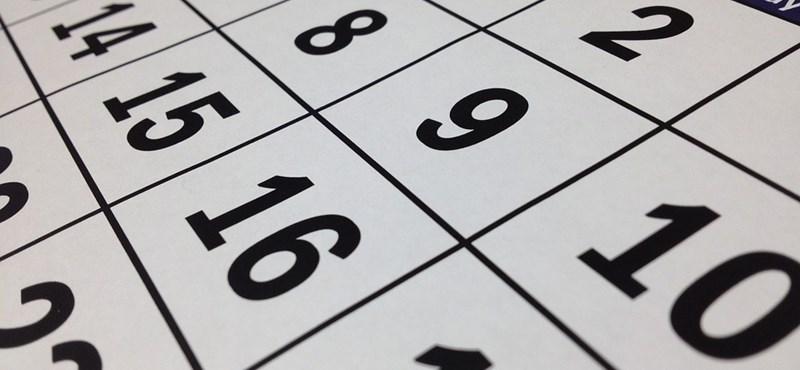 Mikor kezdődik a 2019-es őszi szünet?