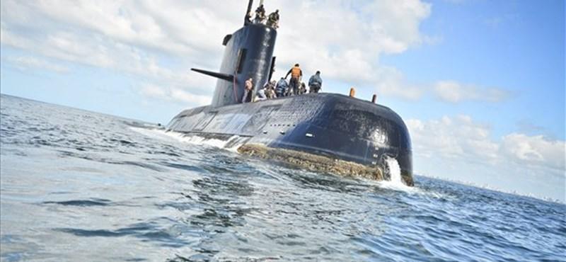Lesújtó bejelentést tettek az eltűnt tengeralattjáróról