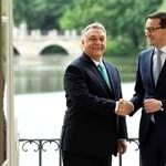 Orbán Lengyelországban is összefoglalta a lényeget