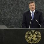 A hágai bíróság elé állítanák Janukovicsot