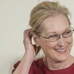 Dögös rockzenészt alakít új filmjében Meryl Streep