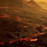 Elképesztő sebességgel keringő bolygót találtak