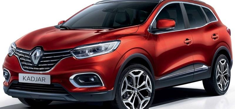 Megérkezett az új Renault Kadjar
