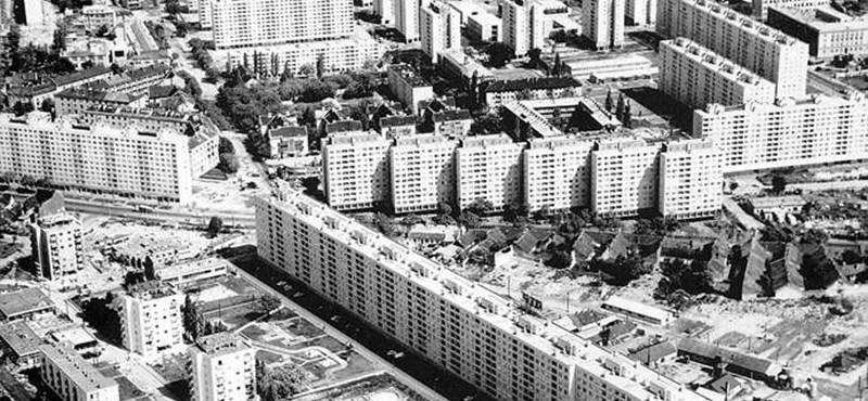 25 éves a Gazdagréti lakótelep - retróvideóval