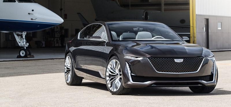 Ez a Cadillac végre méltó lenne régi nagy híréhez
