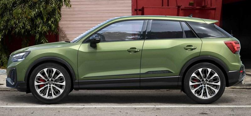 350 lóerő már elég lesz az Audi legkisebb divatterepjárójába?