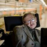 Stephen Hawkingnak támadt egy jó ötlete