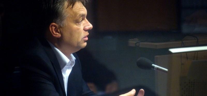 Orbán: adósrabszolgaságban él egymillió ember
