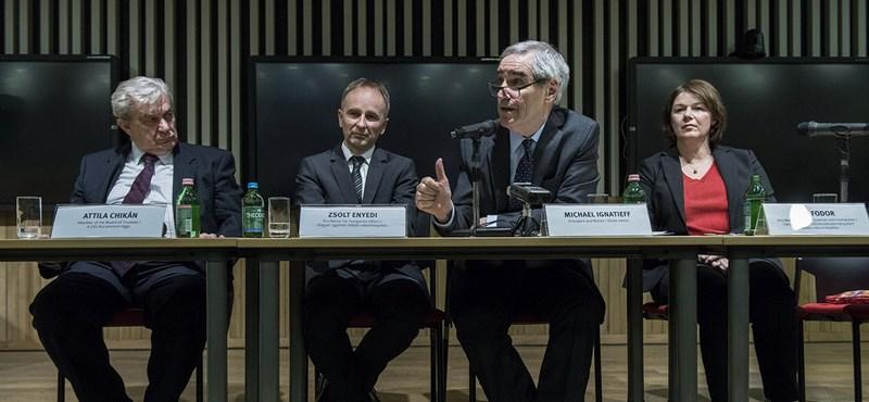 """""""Vannak dolgok, amelyeket a magyar kormány nem tud megállítani, a CEU ilyen"""""""