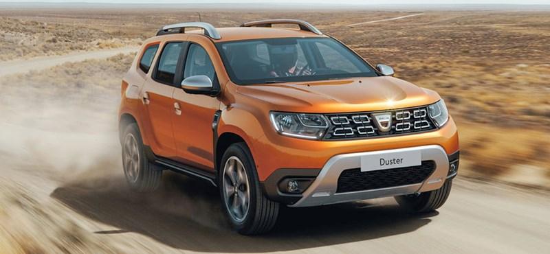 Ez volt a Dacia legszebb éve eddig