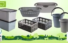 Újrahasznosított háztartási termékekkel jön a Lidl