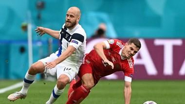 Durva, de unalmas meccsen verték az oroszok a finneket