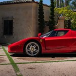Egy Ferrari Enzo megdöntötte az eddigi online aukciós árrekordot