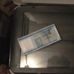 Nyomtatóval hamisítottak pénzt Békés megyében