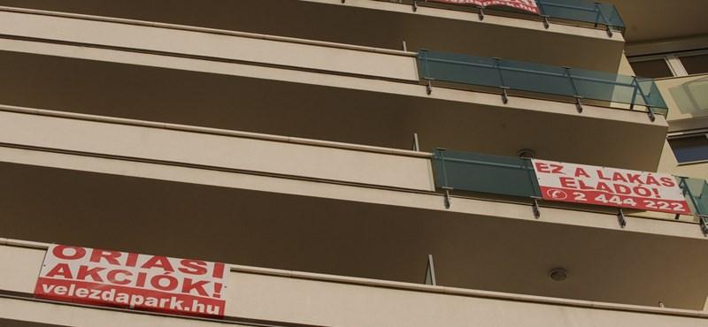 Jövőre vár fellendülést a lakáspiacon az OTP