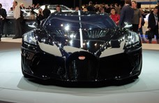 Egyelőre egy nagy átverés a világ legdrágább új autója, az 5 milliárd forintos Bugatti