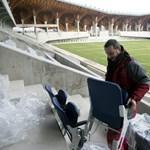Húsvétkor avatják és a Pancho Aréna nevet kapja a felcsúti stadion
