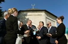Hivatalos: november 7-én újra Budapestre jön Erdogan
