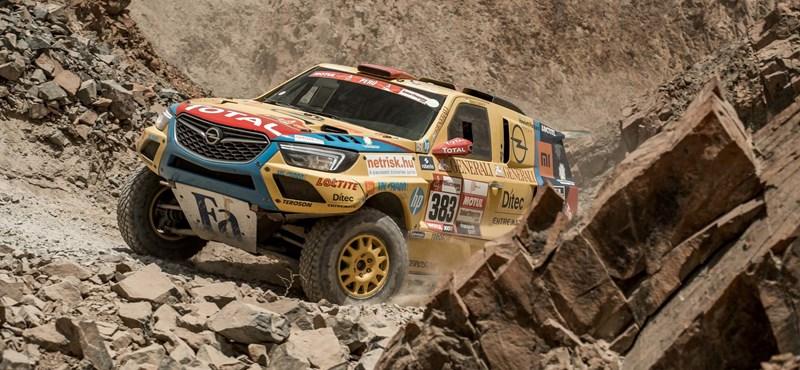 Elköltözik Dél-Amerikából a Dakar-rali