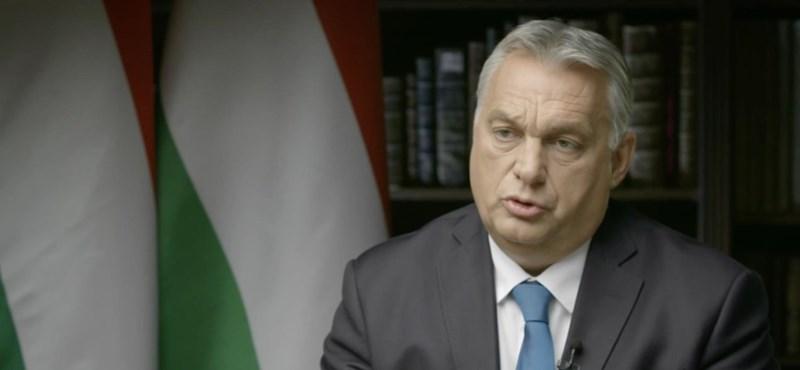 Orbán: jelenleg 50 százalék az esélye, hogy kitart az egészségügy