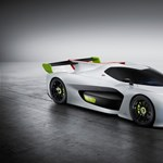 A Pininfarina megmutatta, milyen lehetne a jövő versenyautója