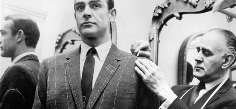 A kémkedés eleganciája - James Bond 50 éves