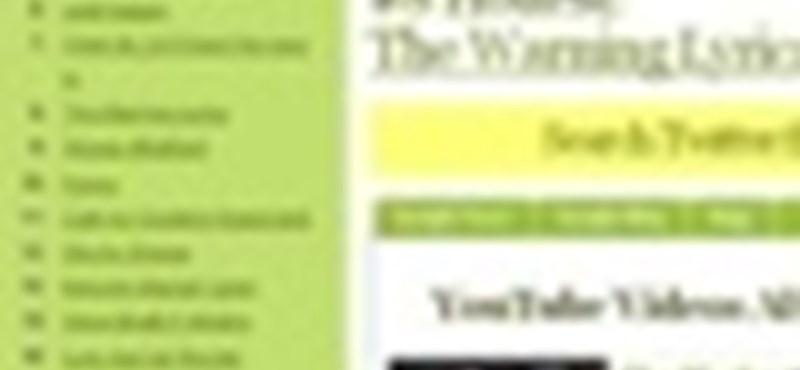 Az internet legizgalmasabb oldalai