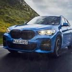 Maximum 55 kilométer villannyal, ezt tudja a zöld rendszámos új BMW X3